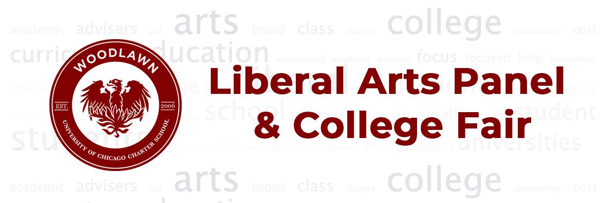 Liberal Arts Panel & College Fair