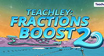 Fractions Boost Logo