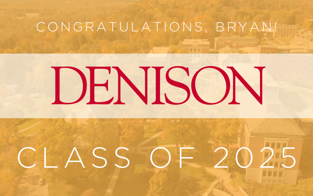 UCW Senior Bryan Burns Accepts Admissions Offer to Denison University
