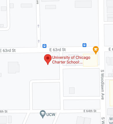 Map Snippet - Woodlawn Campus